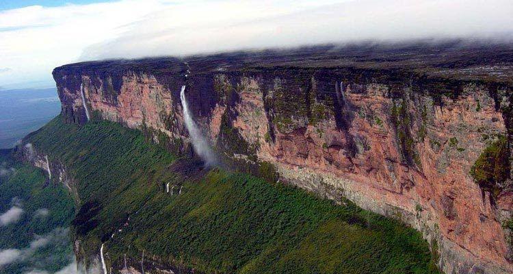 El monte roraima Venezuela
