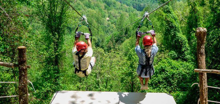 Canopy Adventures Zip Line Tours