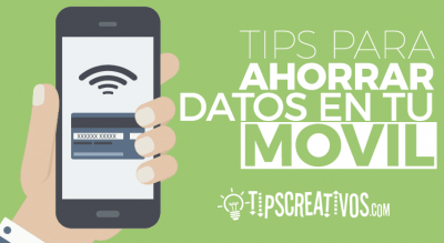 ahorrar datos moviles