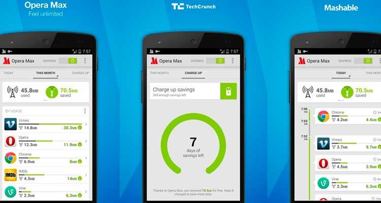 app para ahorrar megas