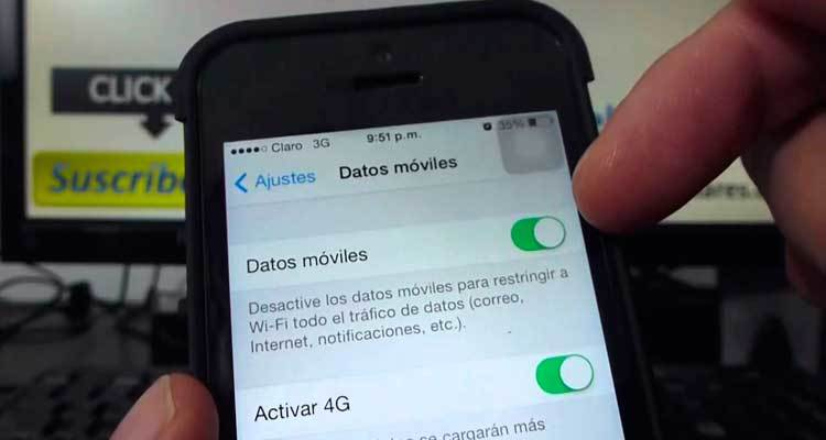 como ahorrar datos moviles en android