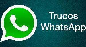 9 excelentes trucos para whatsapp que desconocias