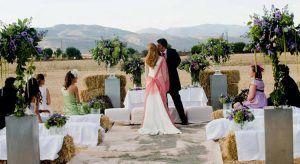 Consejos, decoraciones e ideas para casarse al aire libre
