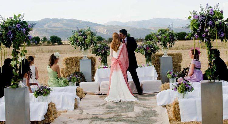 Consejos decoraciones e ideas para casarse al aire libre for Peces para estanques al aire libre