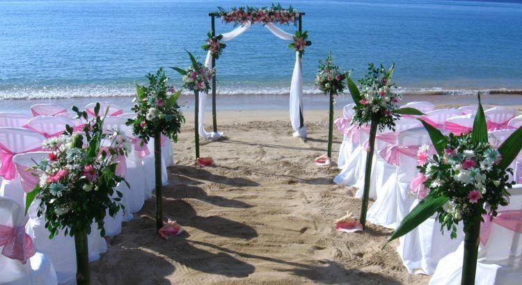 organizar una boda al aire libre
