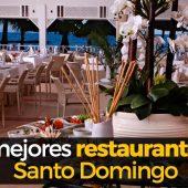 Los mejores restaurantes de Santo Domingo