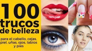 100 trucos de belleza
