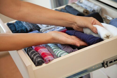 ideas para organizar ropa