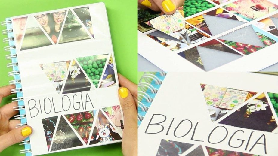 ideas para decorar cuadernos