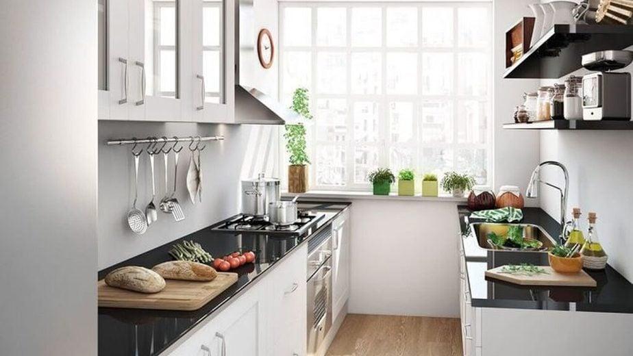 ideas para organizar cocina pequeña