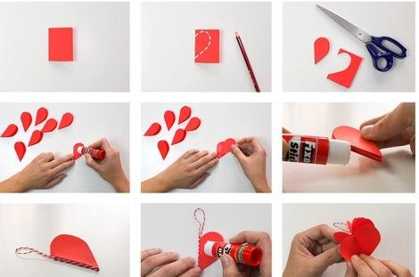Elaboracion de corazones 3D