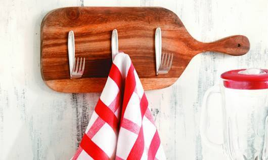 tabla para organizar la cocina