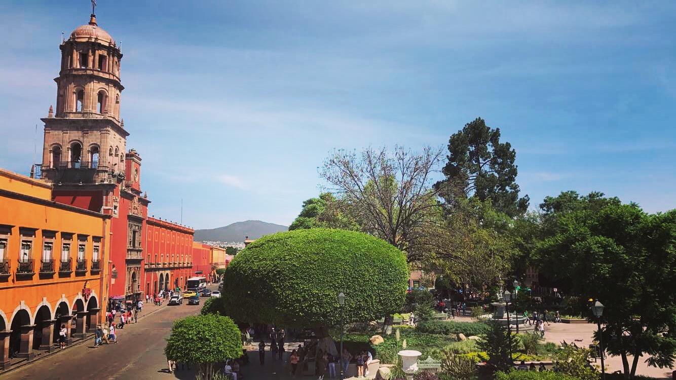 Centro histórico de Queretaro
