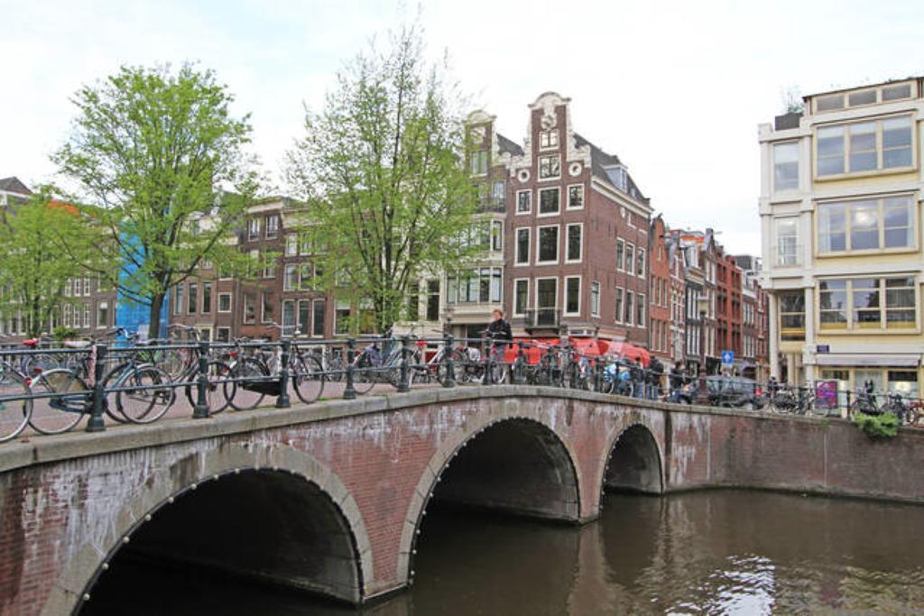 El canal Keizersgracht