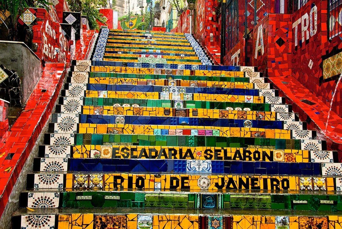 Escaleras de Selaron