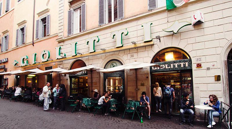 Heladería Giolitti