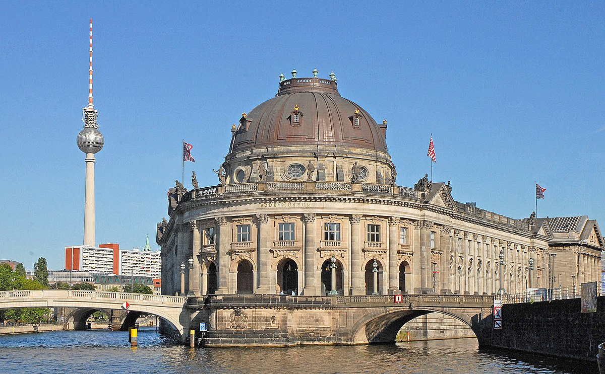 Kaiser-Friedrich-Museum o Museo Bode