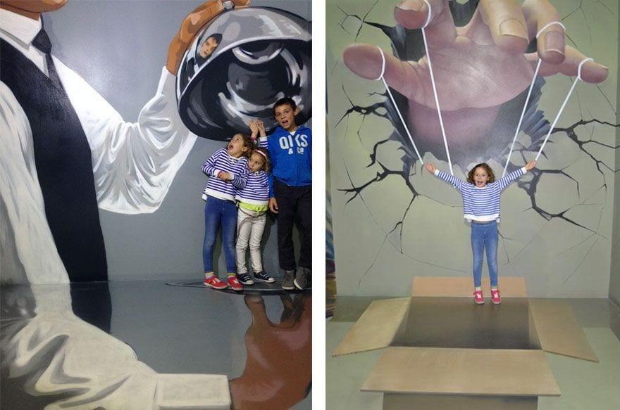 Museo de Ilusiones