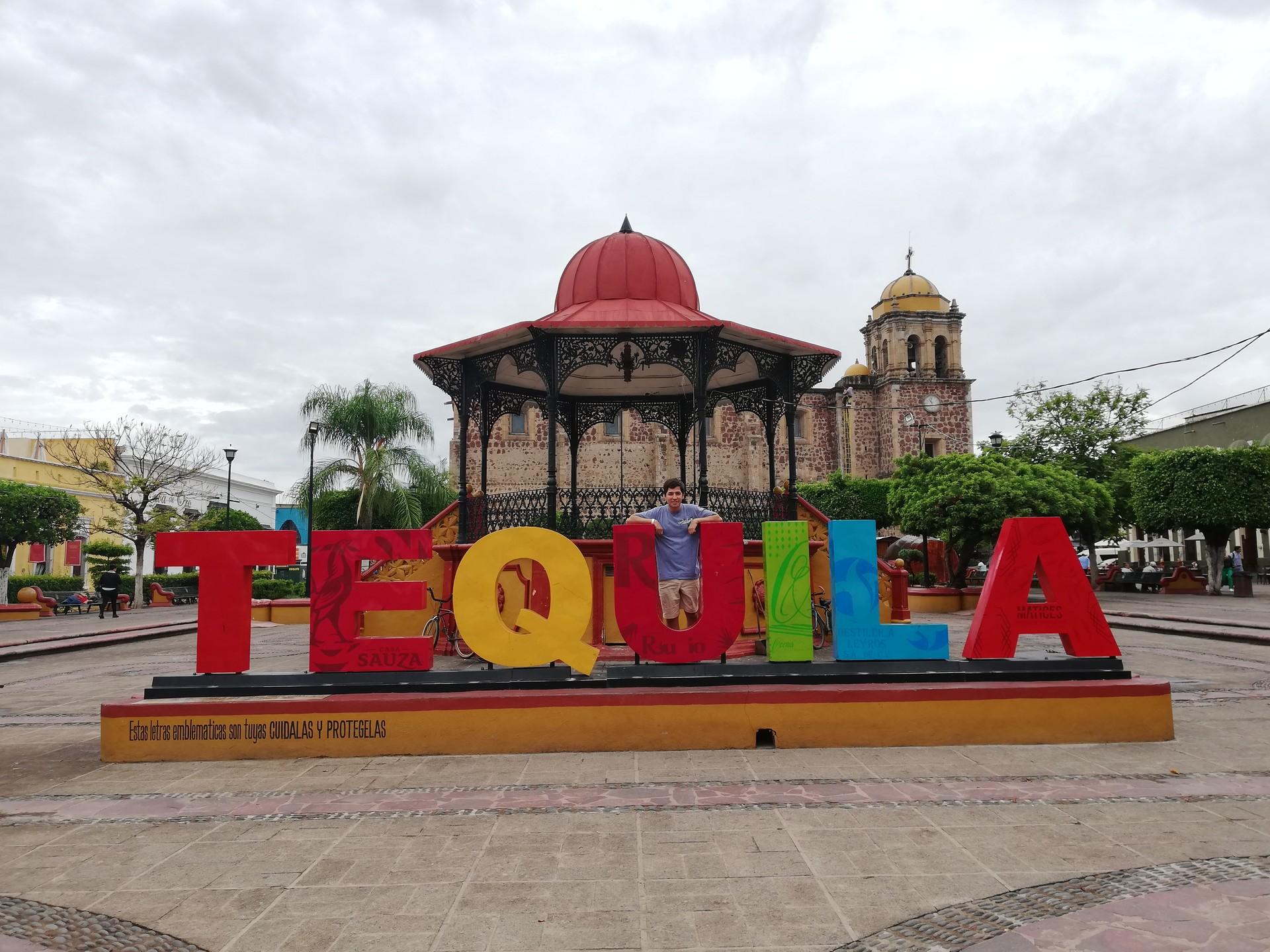 Pueblo mágico del tequila