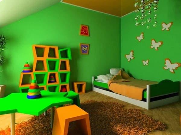 decoracion para habitaciones niñas