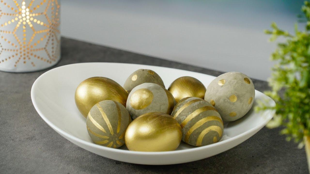Huevos con cemento