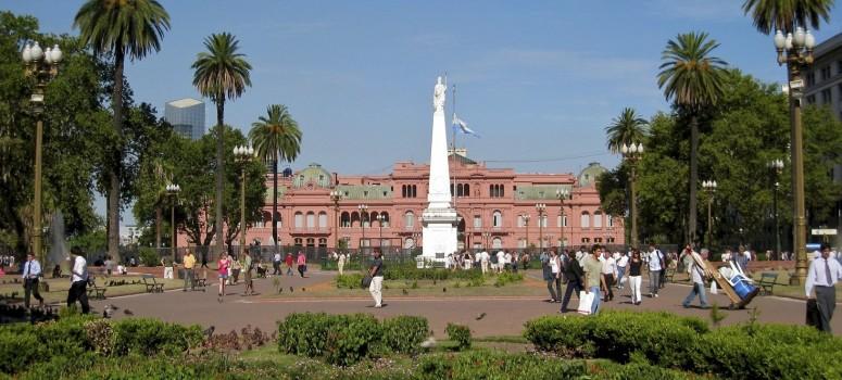 Plaza Mayo