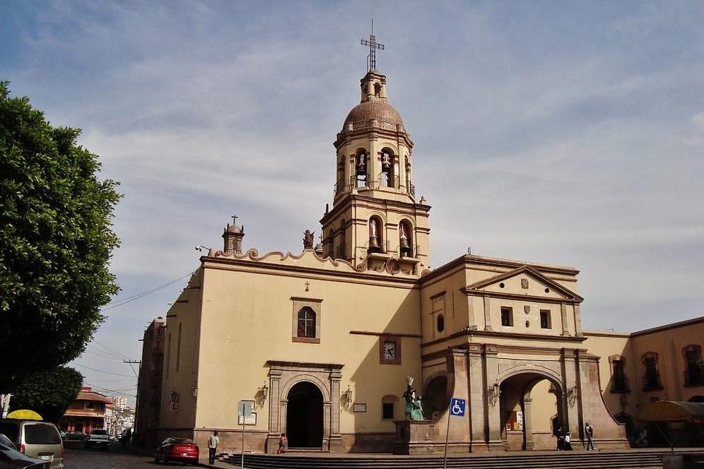 Templo Santa cruz