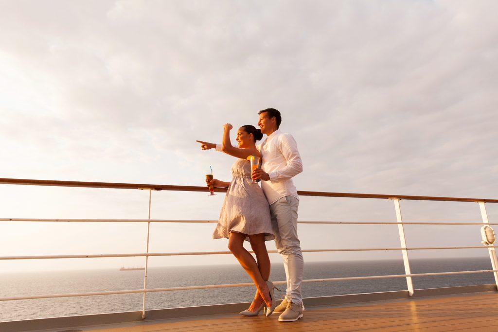Crucero con tu pareja