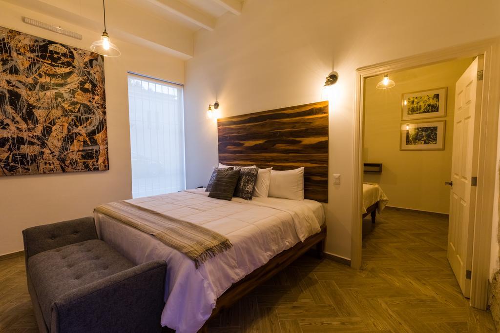 Hotel Tabáa Oaxaca