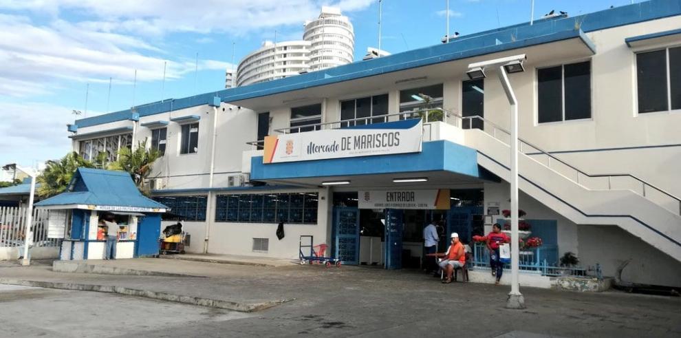 Mercado de mariscos de Panama