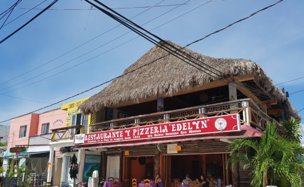 Pizzería Edelyn