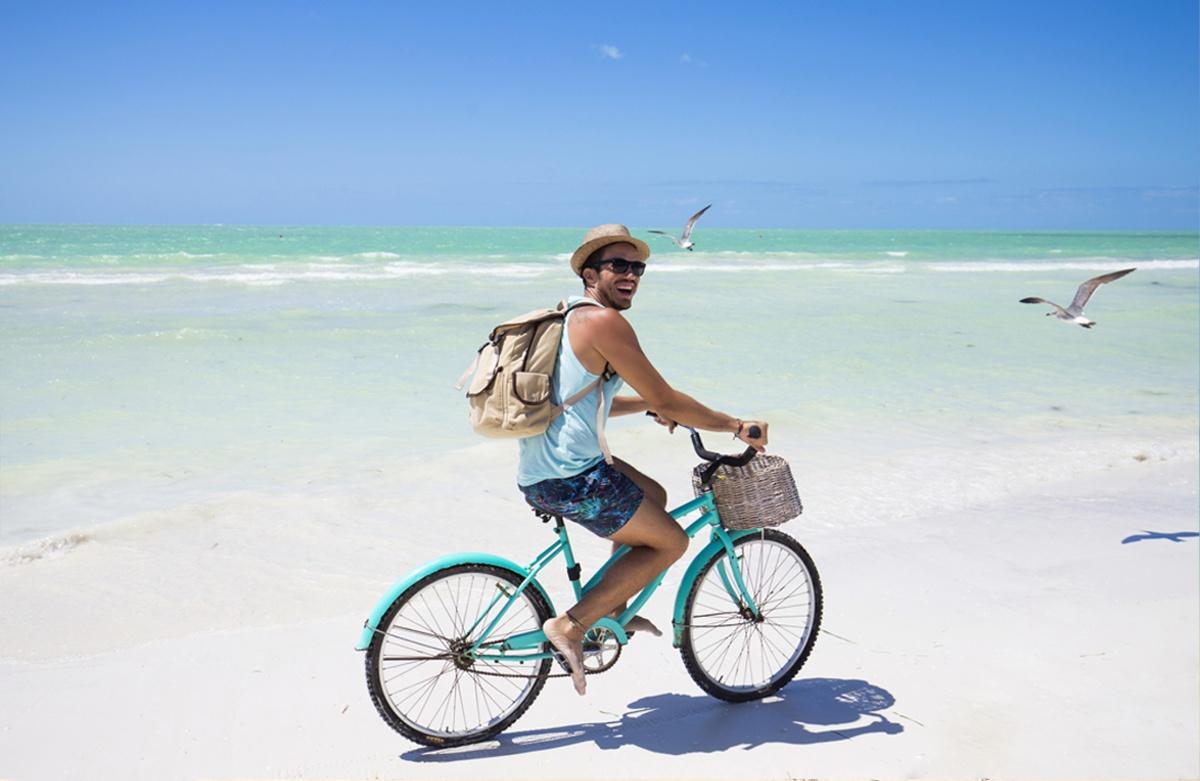 Tour en bici a punta de cocos