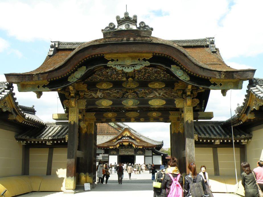 El castillo de Nijo
