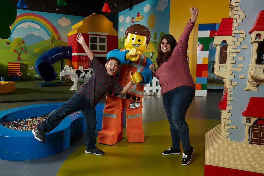 Legoland Discovery Center Dallas