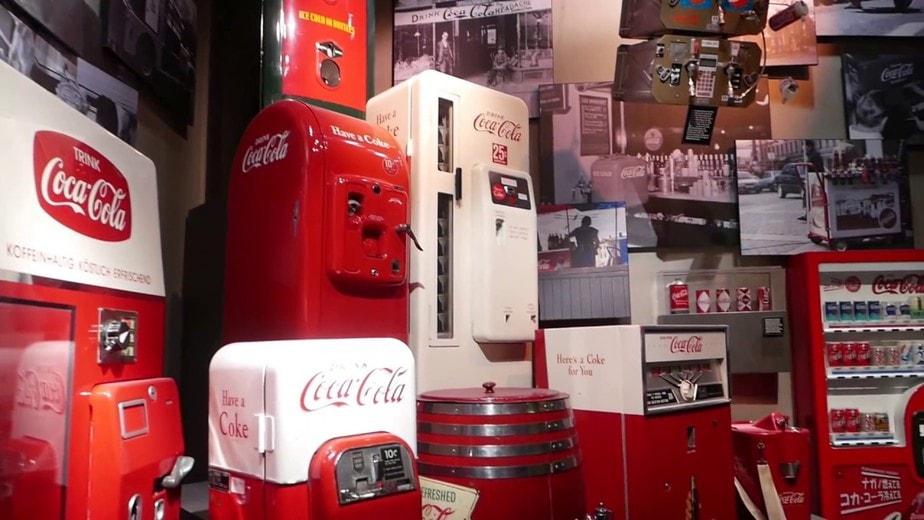 mundo de Coca-Cola