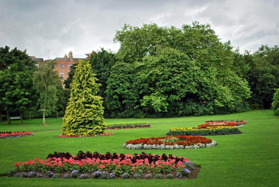 parque de Saint Stephen's Green