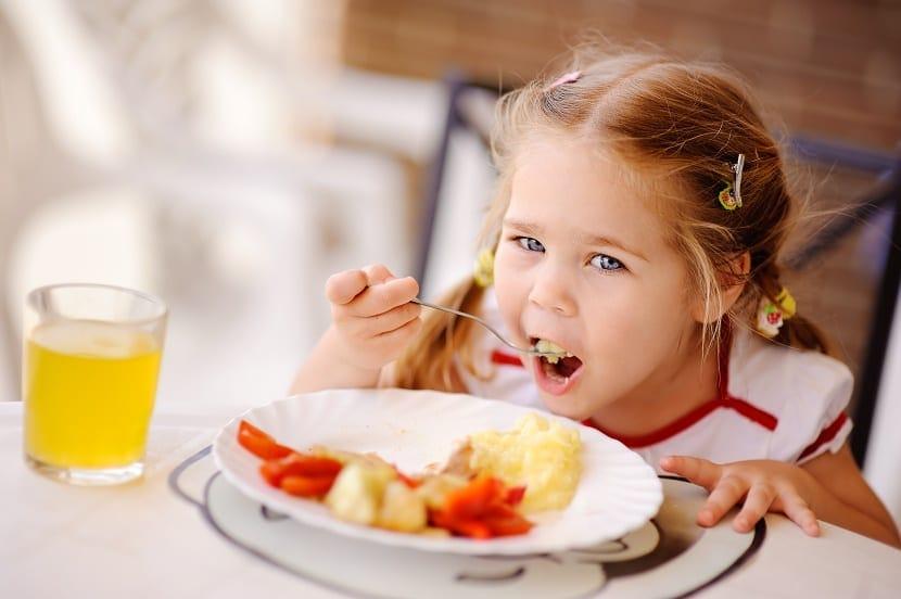 Comer demasiado rápido