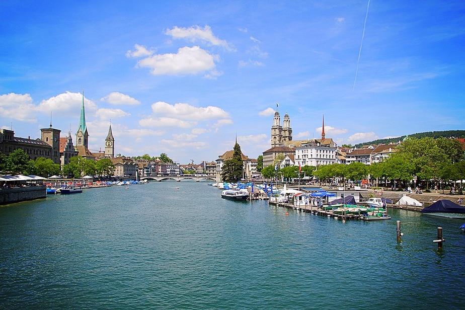 Conoce el Lago Zúrich