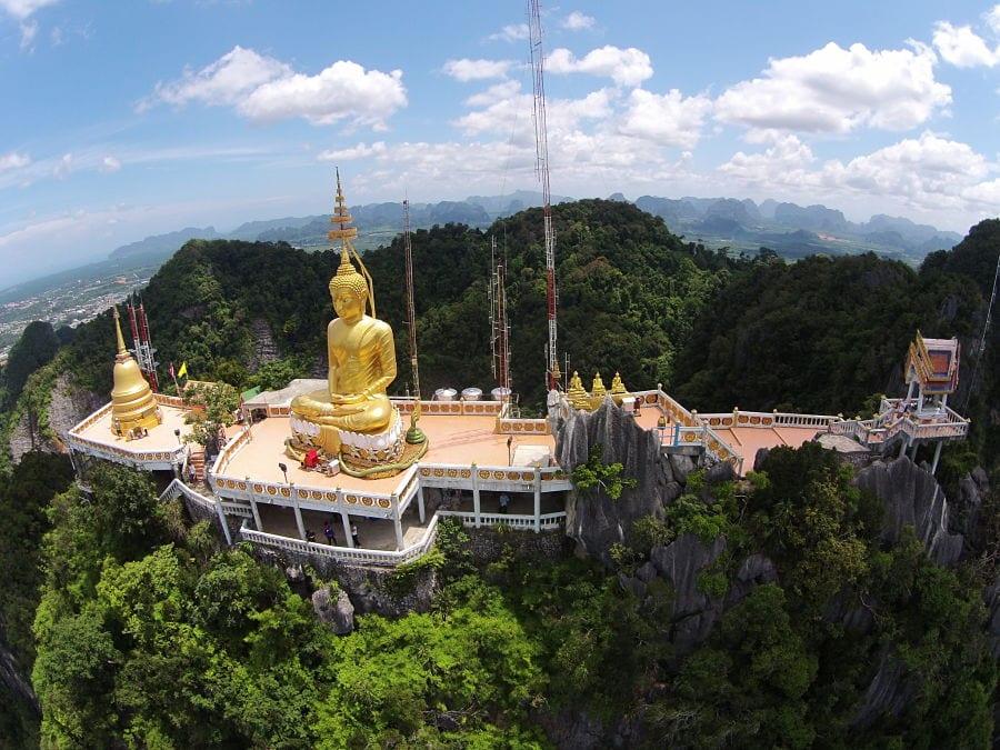El Templo de los Tigres o Wat Tham Suea