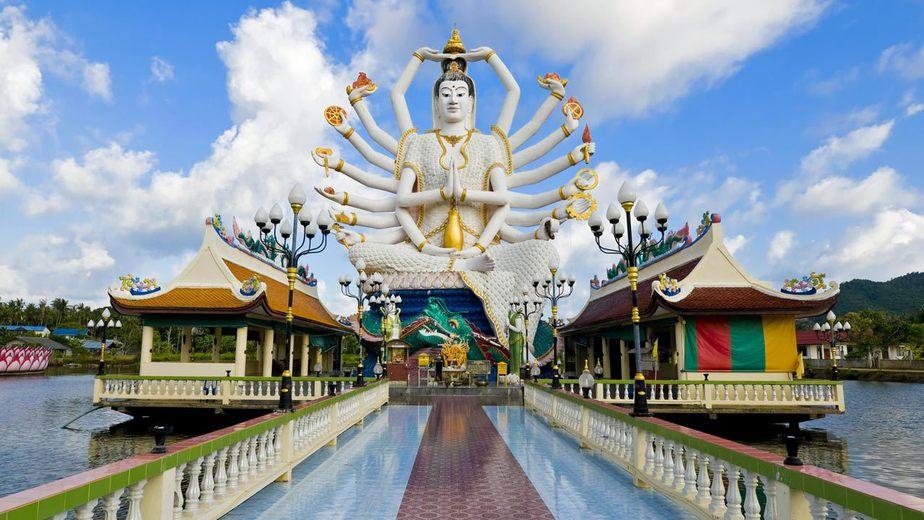Big Buda del Wat Plai Naem