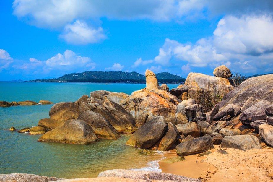 Las Rocas de Hin Ta y Hin Yai