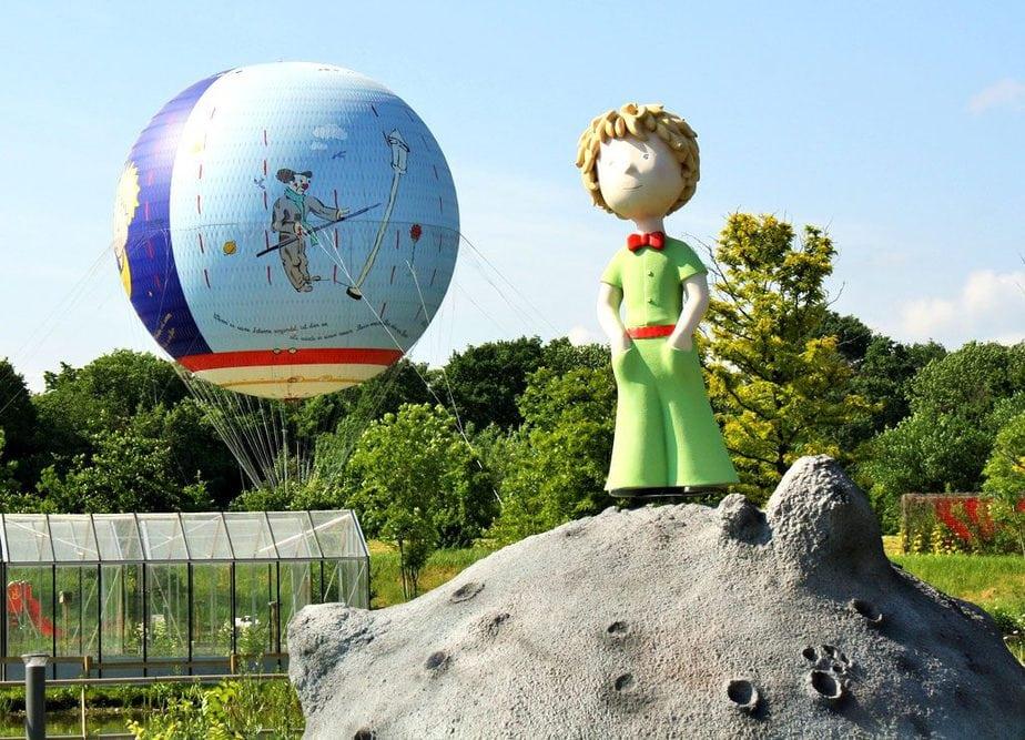 Parque de Petit Prince (Principito)