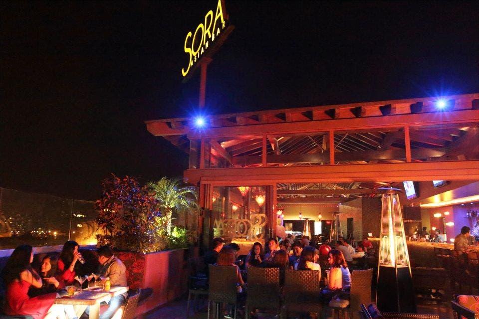 Sora Asian Bar