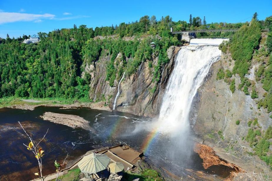 cascadas Montmorency