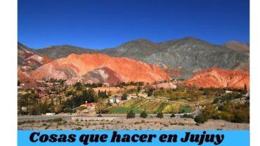 Cosas que hacer en JujuyJ