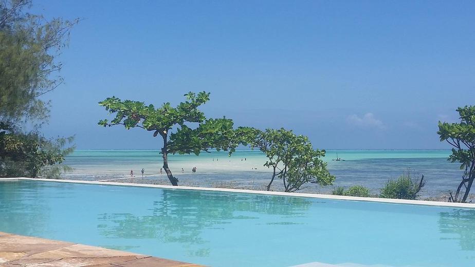 hotel Jaribu Beach