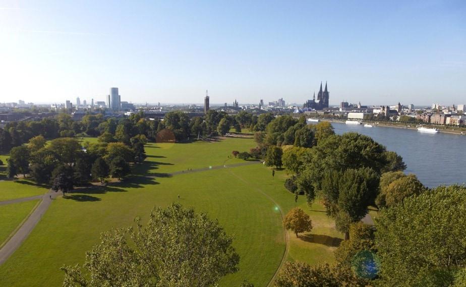parque Rheinpark