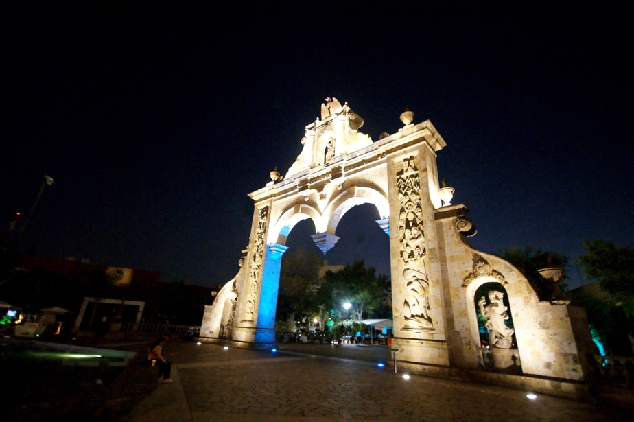 Arco de Ingreso