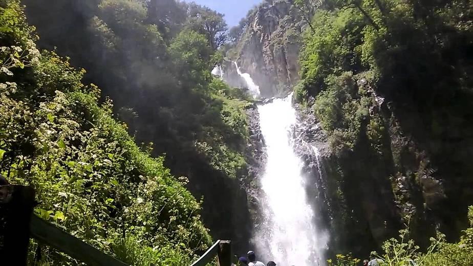 Cascada Tulimán