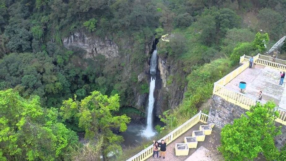 Mirador de las Cascadas de Xico